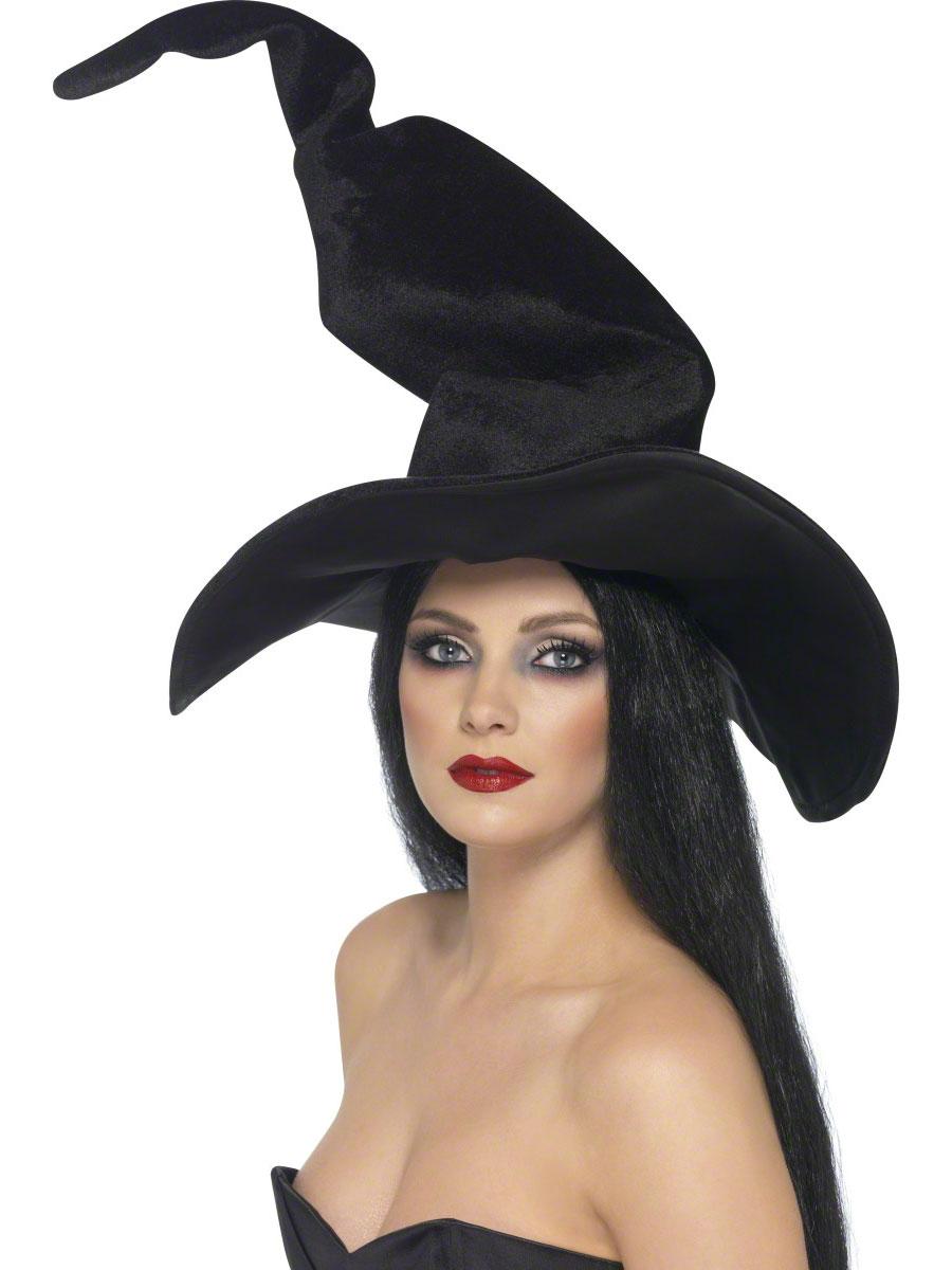 Шляпа ведьмочки на хэллоуин своими руками