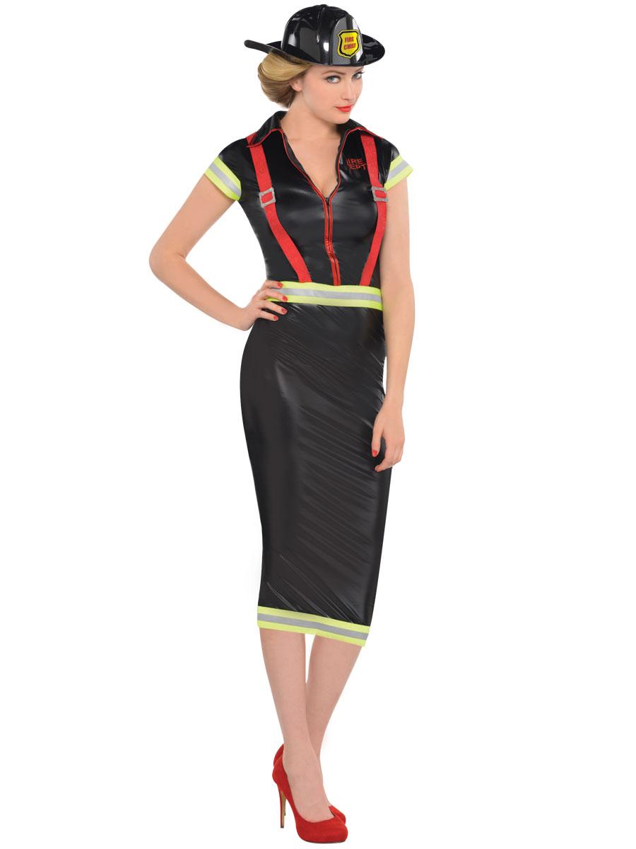 tease pin up fire girl costume - 997106 - fancy dress ball