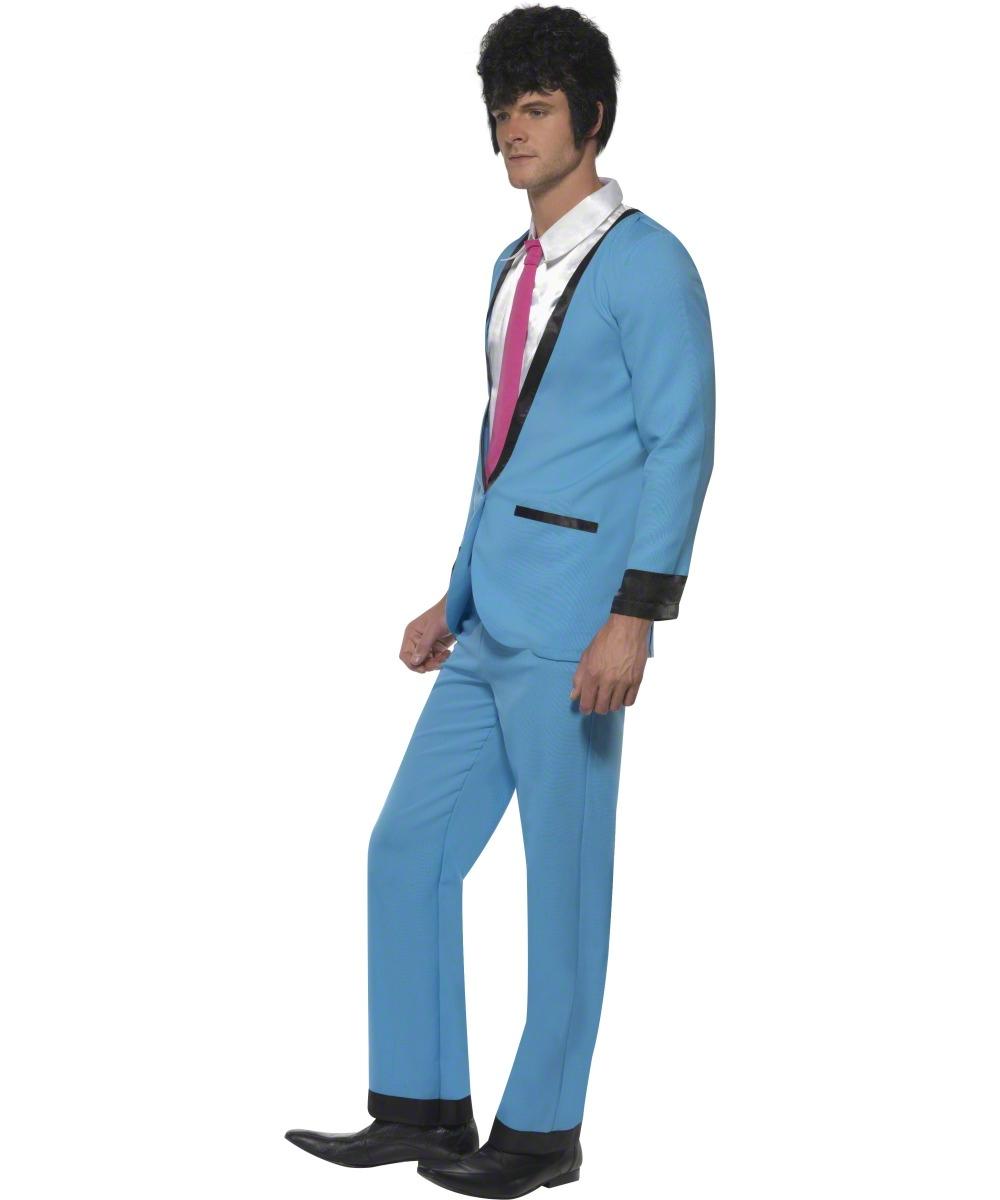 adult teddy boy costume 39963 fancy dress ball. Black Bedroom Furniture Sets. Home Design Ideas