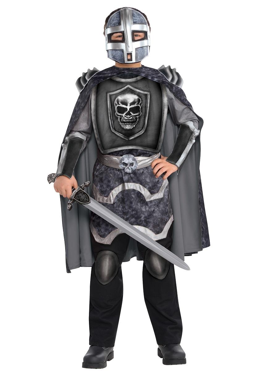 Teen Knight Terror Costume 844703 55 Fancy Dress Ball