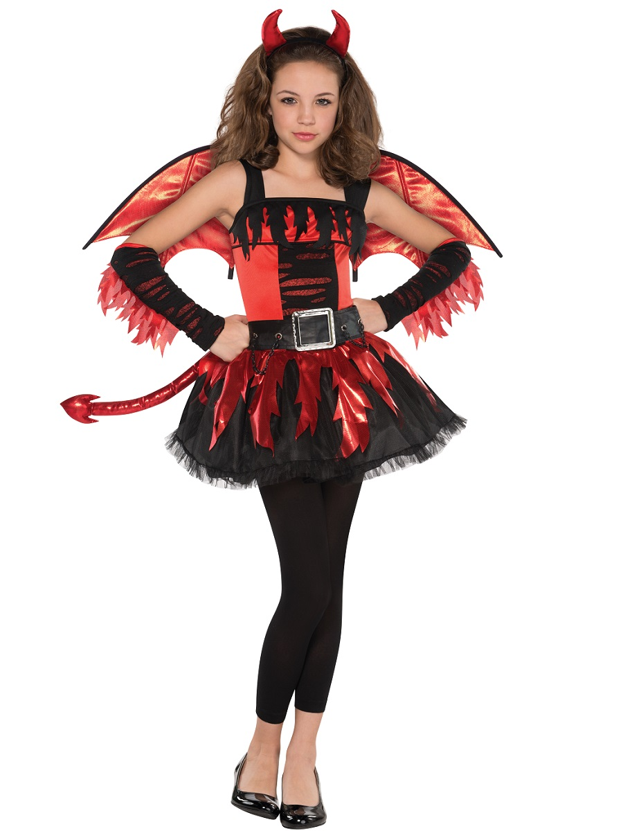 Scary Halloween Costumes For Tweens