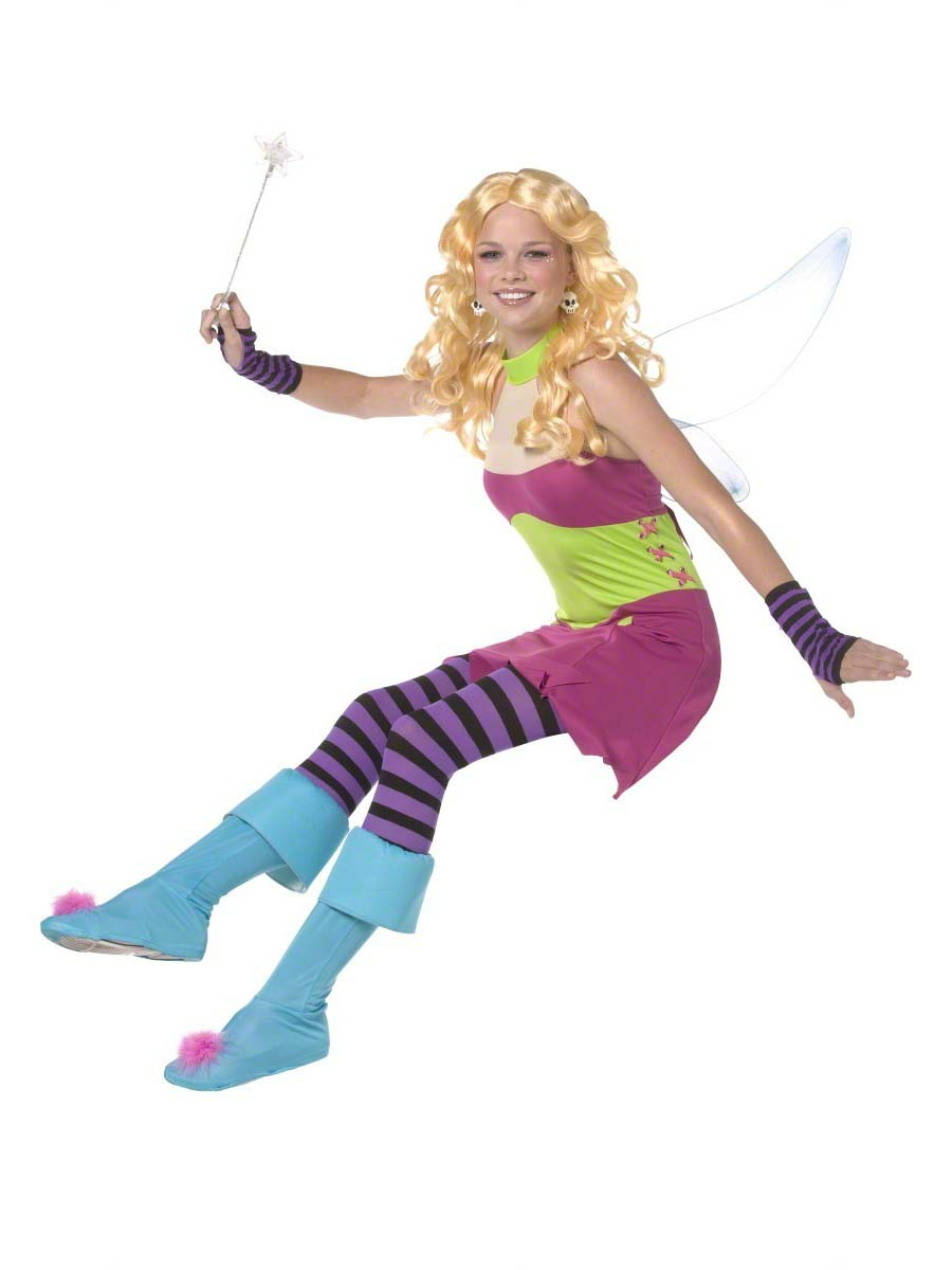 Teen Rebel Toons Tinkerbell Costume. View full image