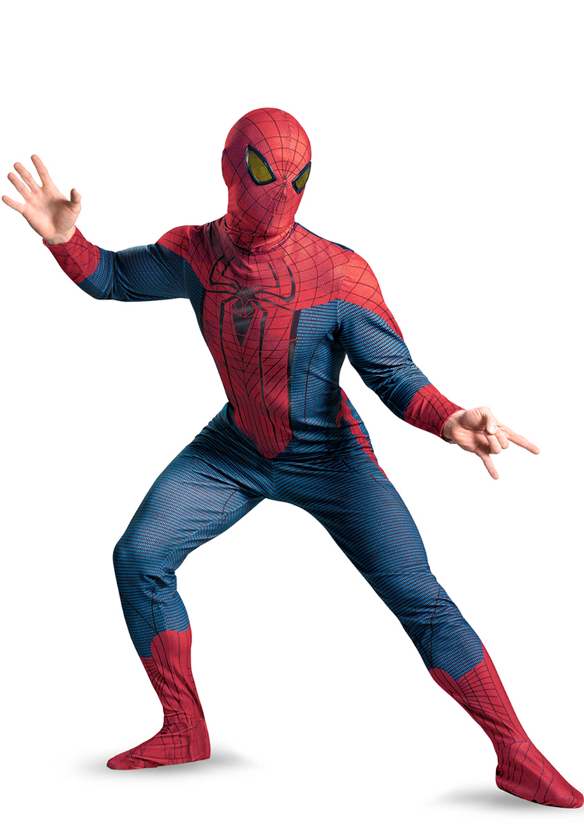 Halloween Costumes Spiderman