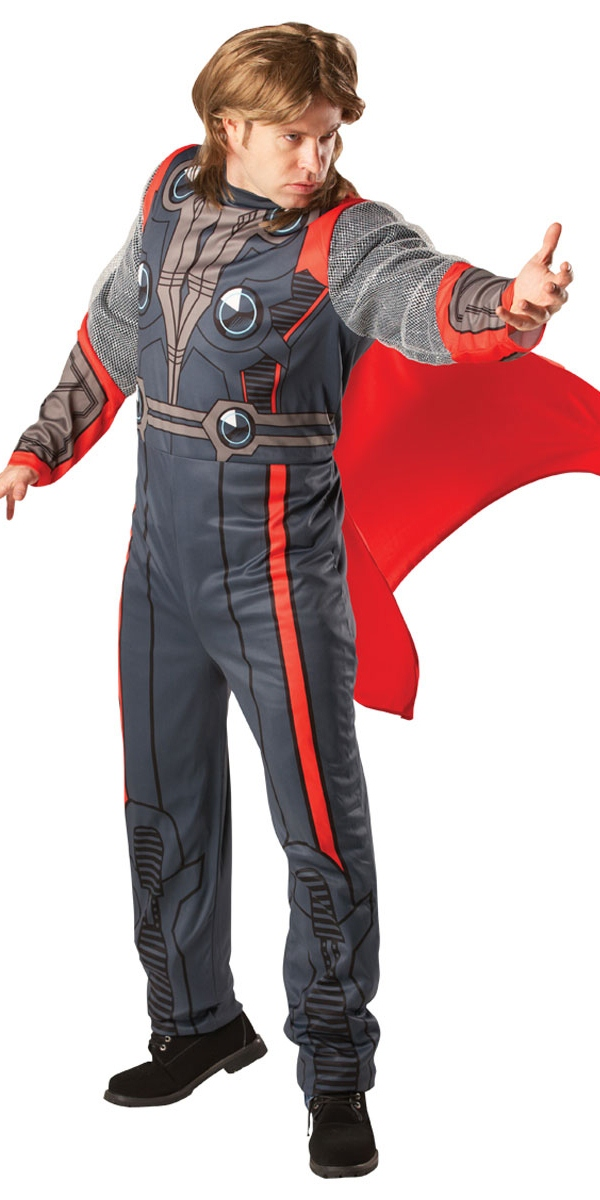Adult Avengers Thor Costume - 880946 - Fancy Dress Ball