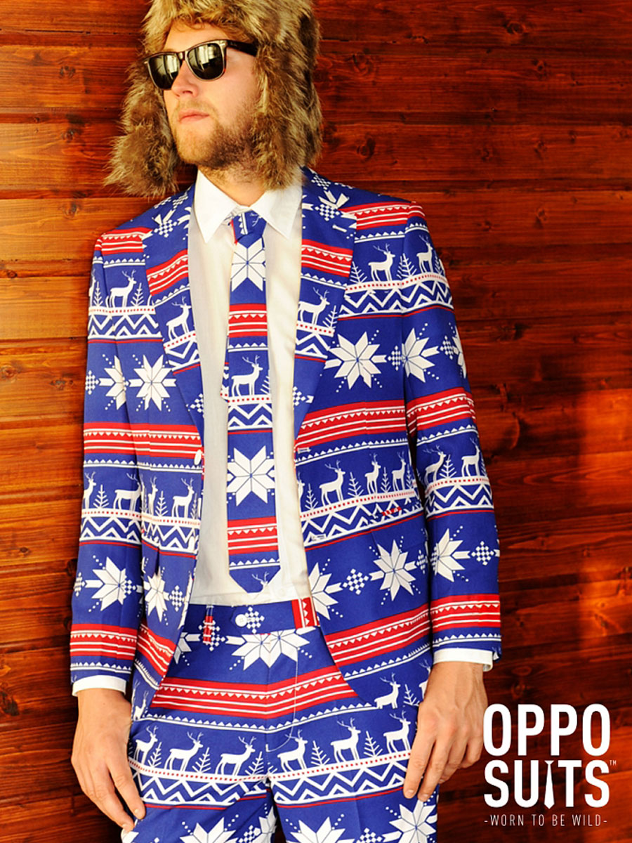 Adult Rudolph Oppo Suit 0013 Fancy Dress Ball