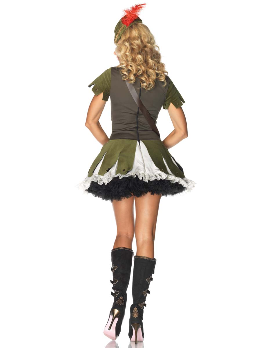 Adult Thief Of Hearts Costume 83774 Fancy Dress Ball