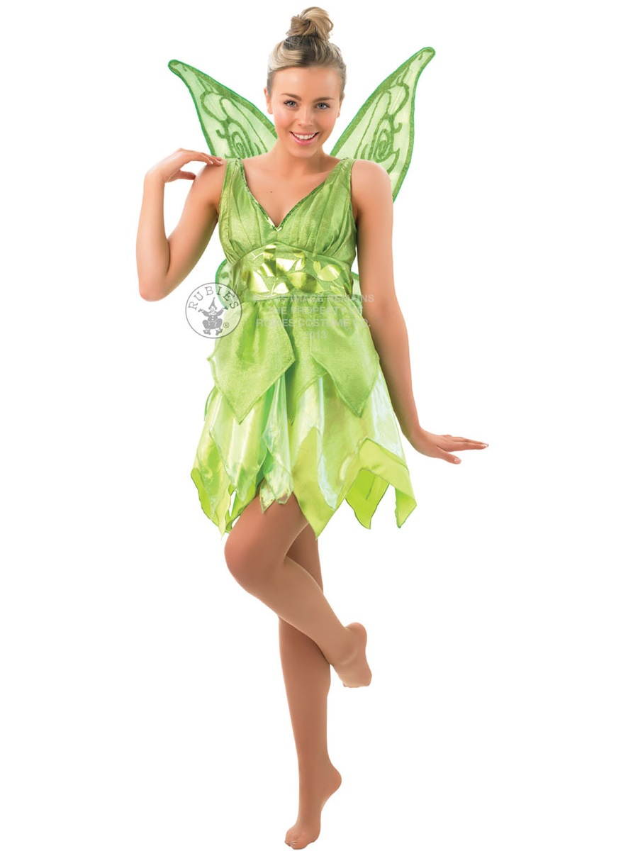 tinkerbell costume 880998 fancy dress ball. Black Bedroom Furniture Sets. Home Design Ideas
