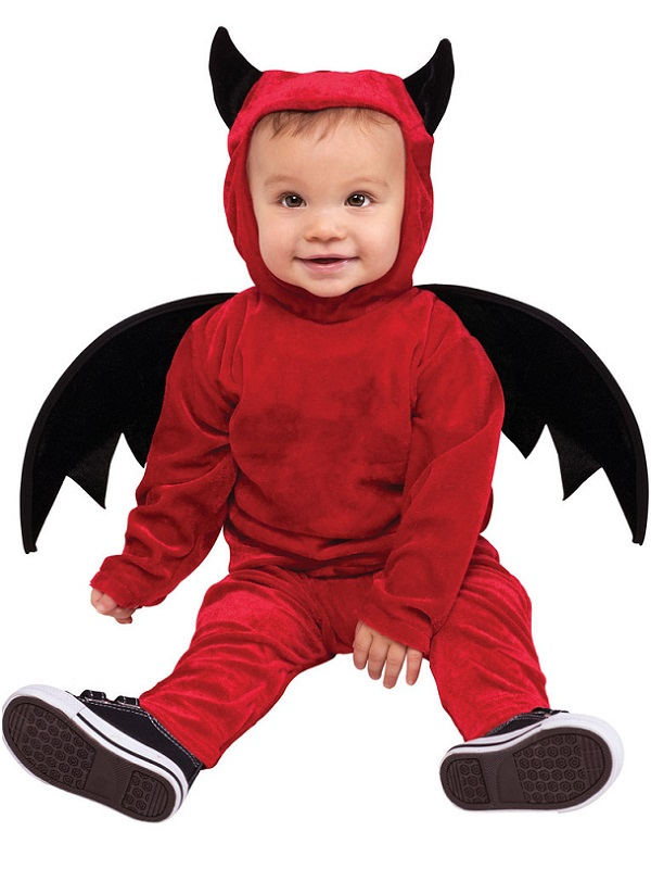 Toddler Lil Devil Costume - 116891 - Fancy Dress Ball