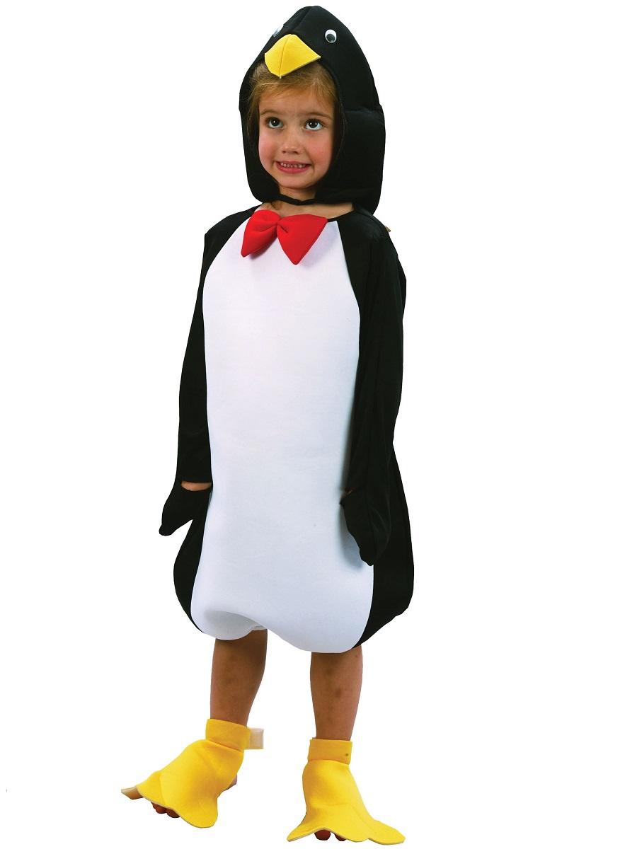 Child Toddler Penguin Costume Cc036 Fancy Dress Ball