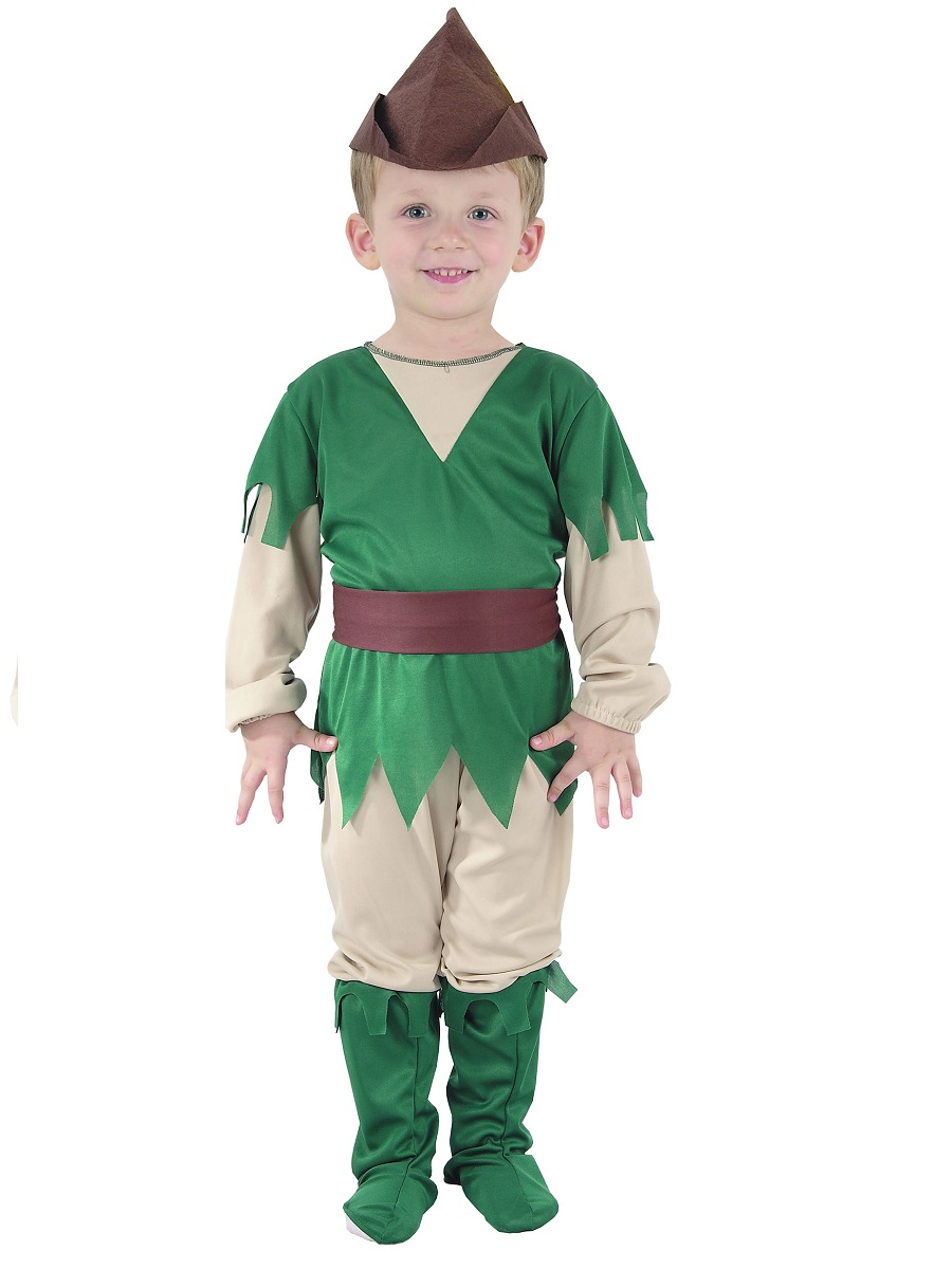Toddler Robin Hood Costume - CC034
