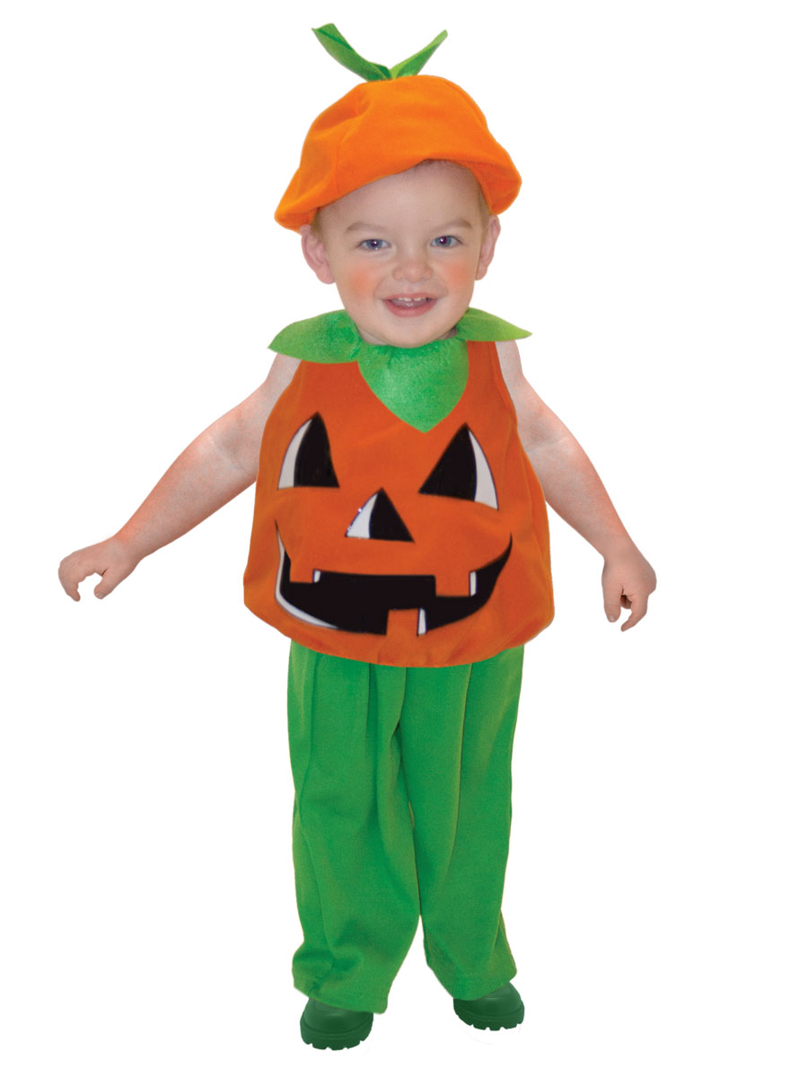 toddlers pumpkin costume - 996245 - fancy dress ball