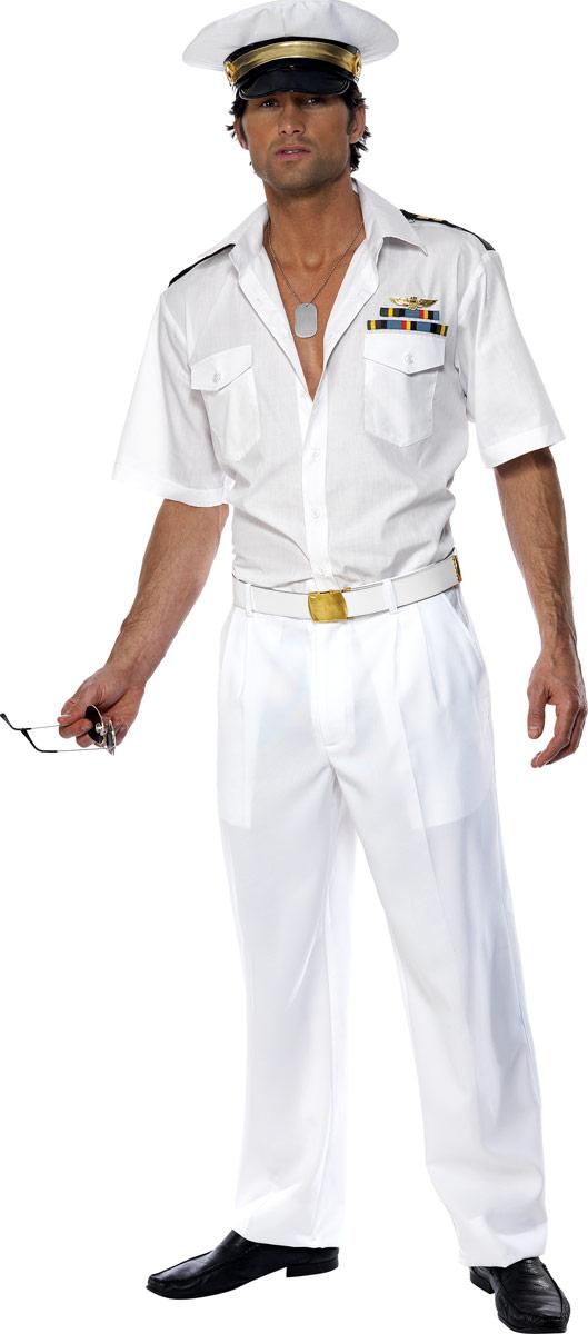 Men's Top Gun Flight Suit, men's Top gun costume - Yandy.com  Top Gun Mens Outfit