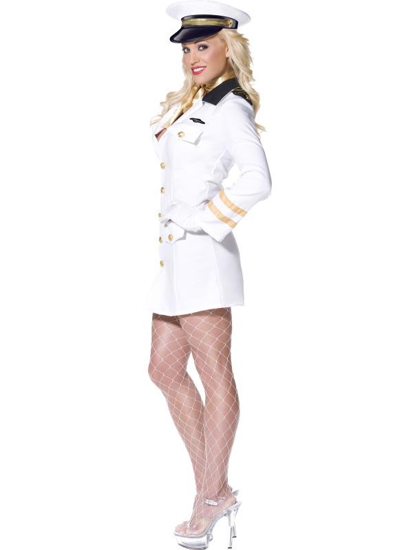 Adult Top Gun Officer Costume 32746 Fancy Dress Ball