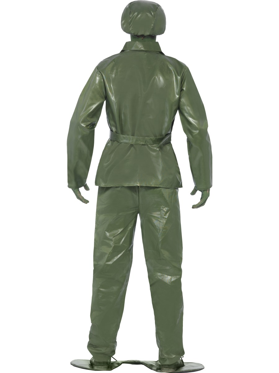 adult toy soldier costume - 23681
