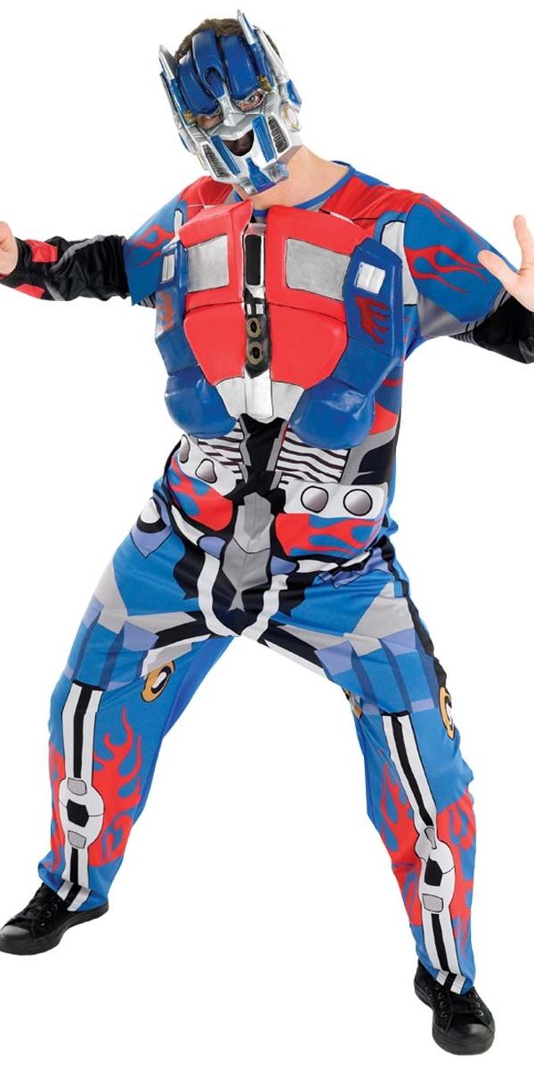 Transformers Halloween Costume
