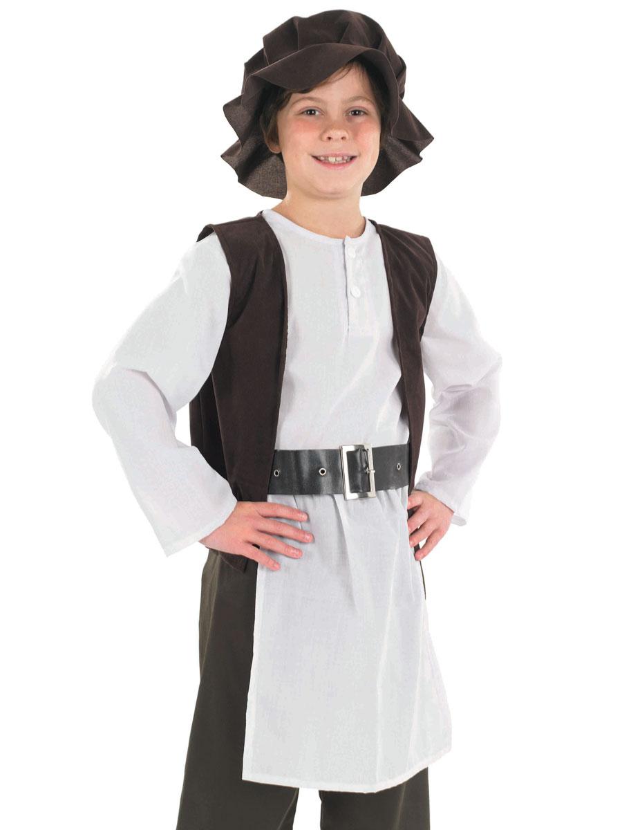 White tudor apron - View Full Image