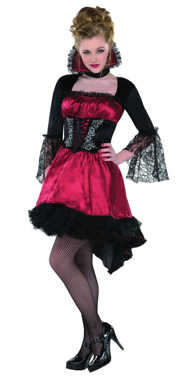 Va Va Vampire Costume - 996212 - Fancy Dress Ball