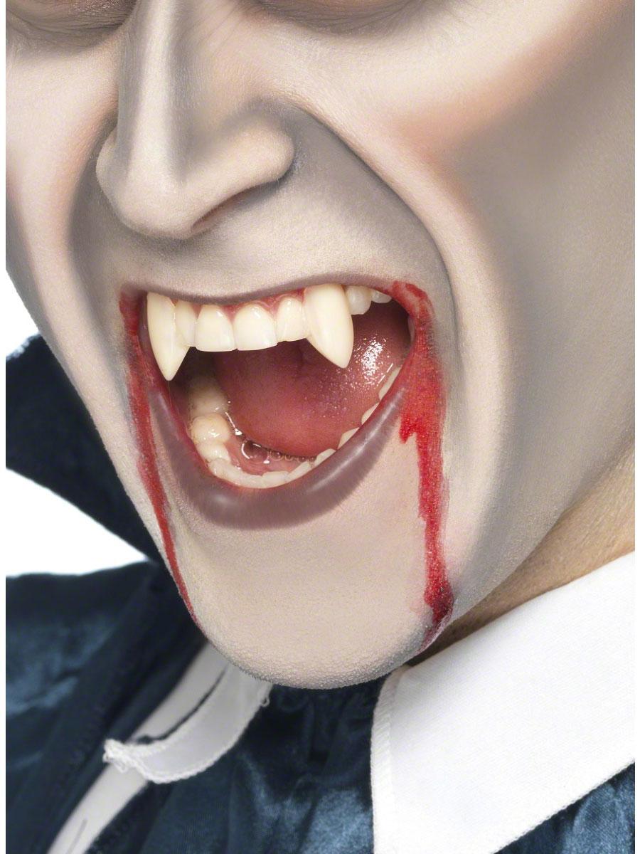 Halloween Contact Lenses - Custom Vampire Fangs - Vampfangs