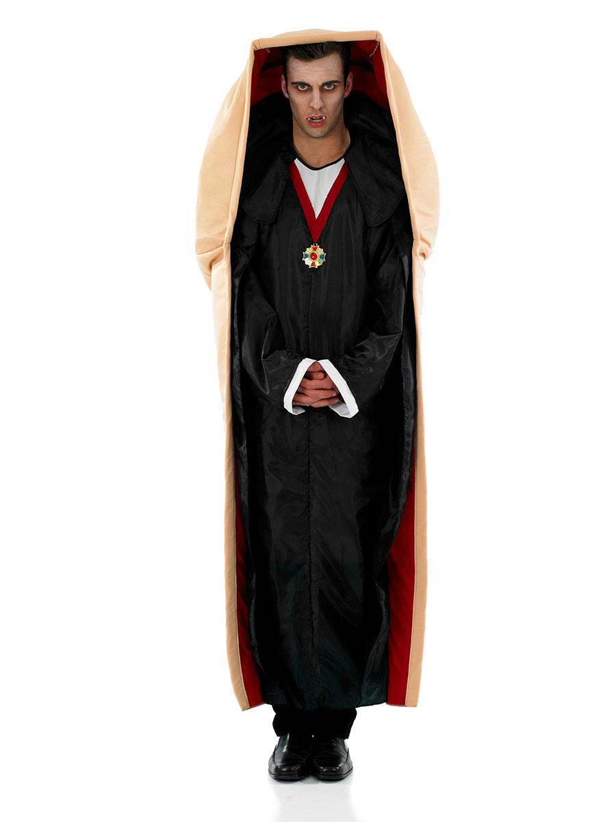 Adult Vampire in a Coffin Costume - FS3514 - Fancy Dress Ball