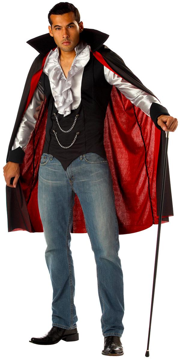 8ffb9ea2803 Adult Very Cool Vampire Costume