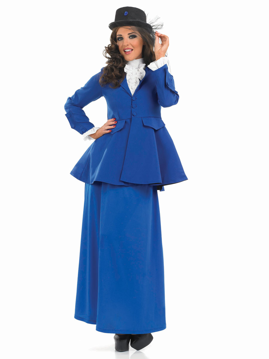 Adult Mary Victorian Nanny Costume - FS3251 - Fancy Dress Ball