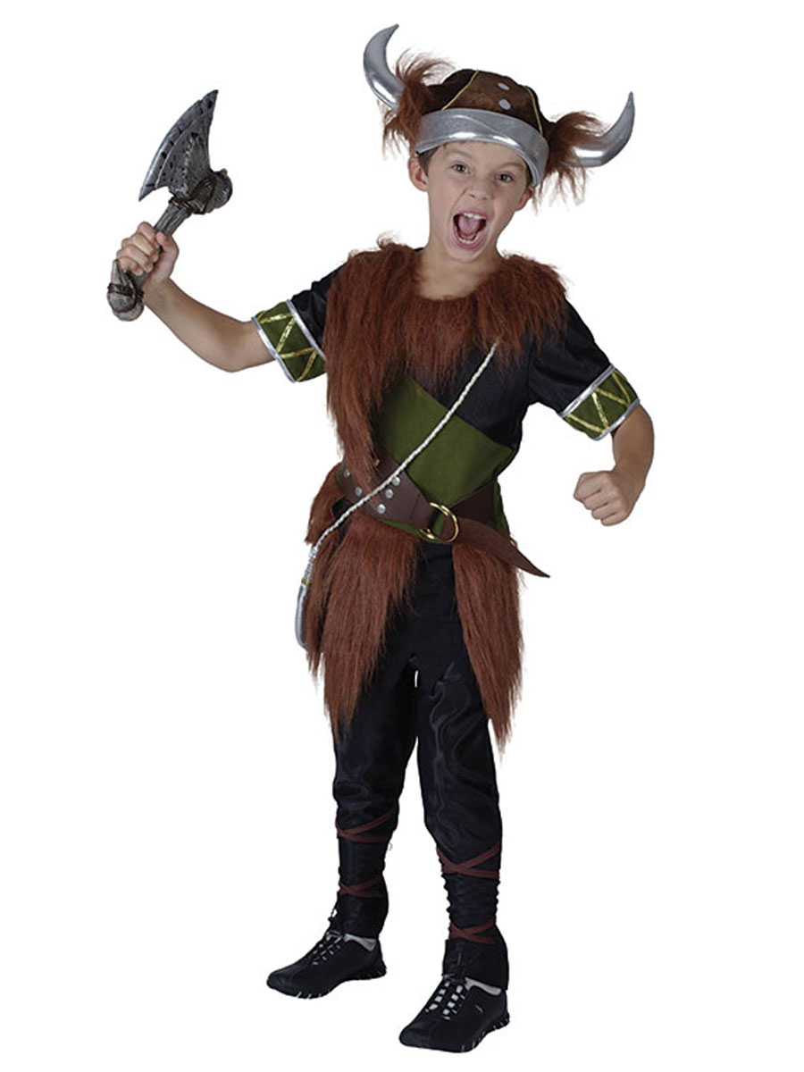 Child Viking Boy Costume Cc786 Fancy Dress Ball