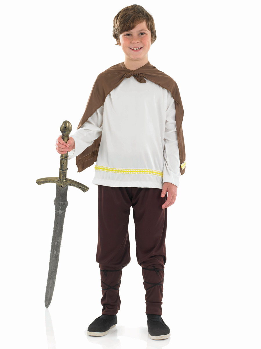 Child Viking Boy Costume - FS2498 - Fancy Dress Ball
