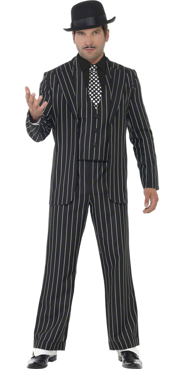 0379d6289ce7 Adult Vintage Gangster Boss Costume - 23042 - Fancy Dress Ball