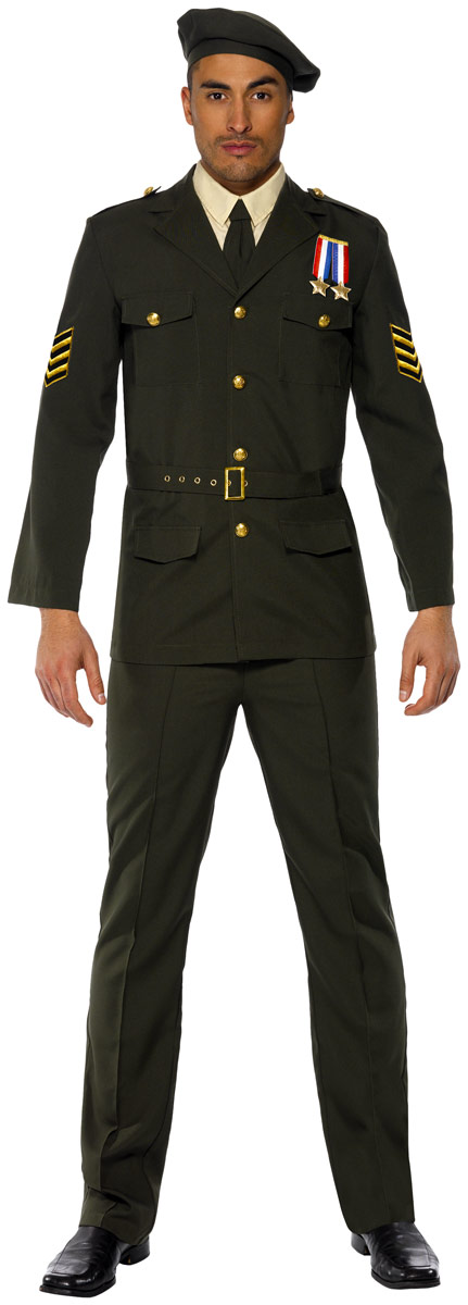 Military Fancy Dress, Military Costumes, Army Outfit