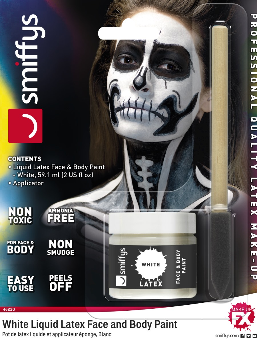 White Liquid Latex 25