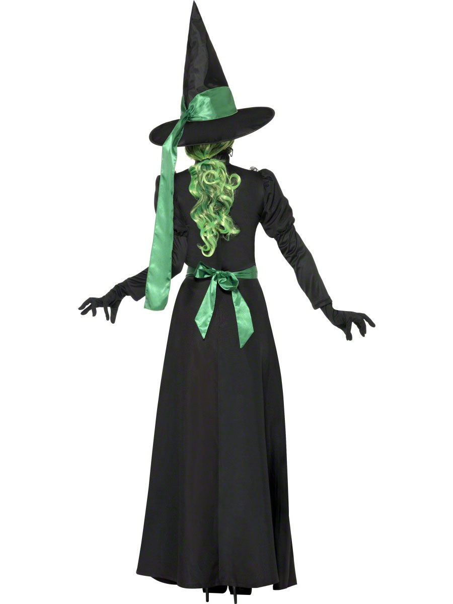 Adult Wicked Witch Costume - 33134 - Fancy Dress Ball