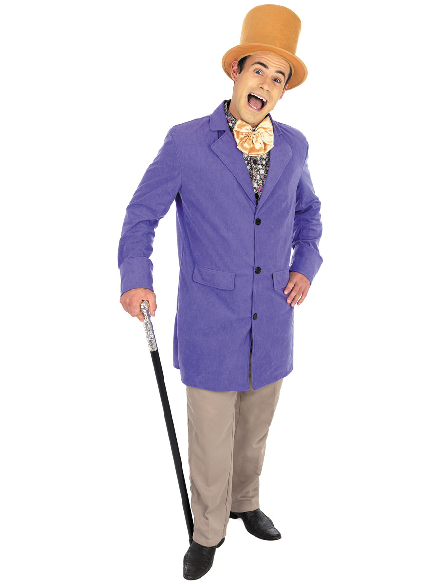 Adult Willy Wonka Factory Owner Costume - FS2770 - Fancy Dress Ball