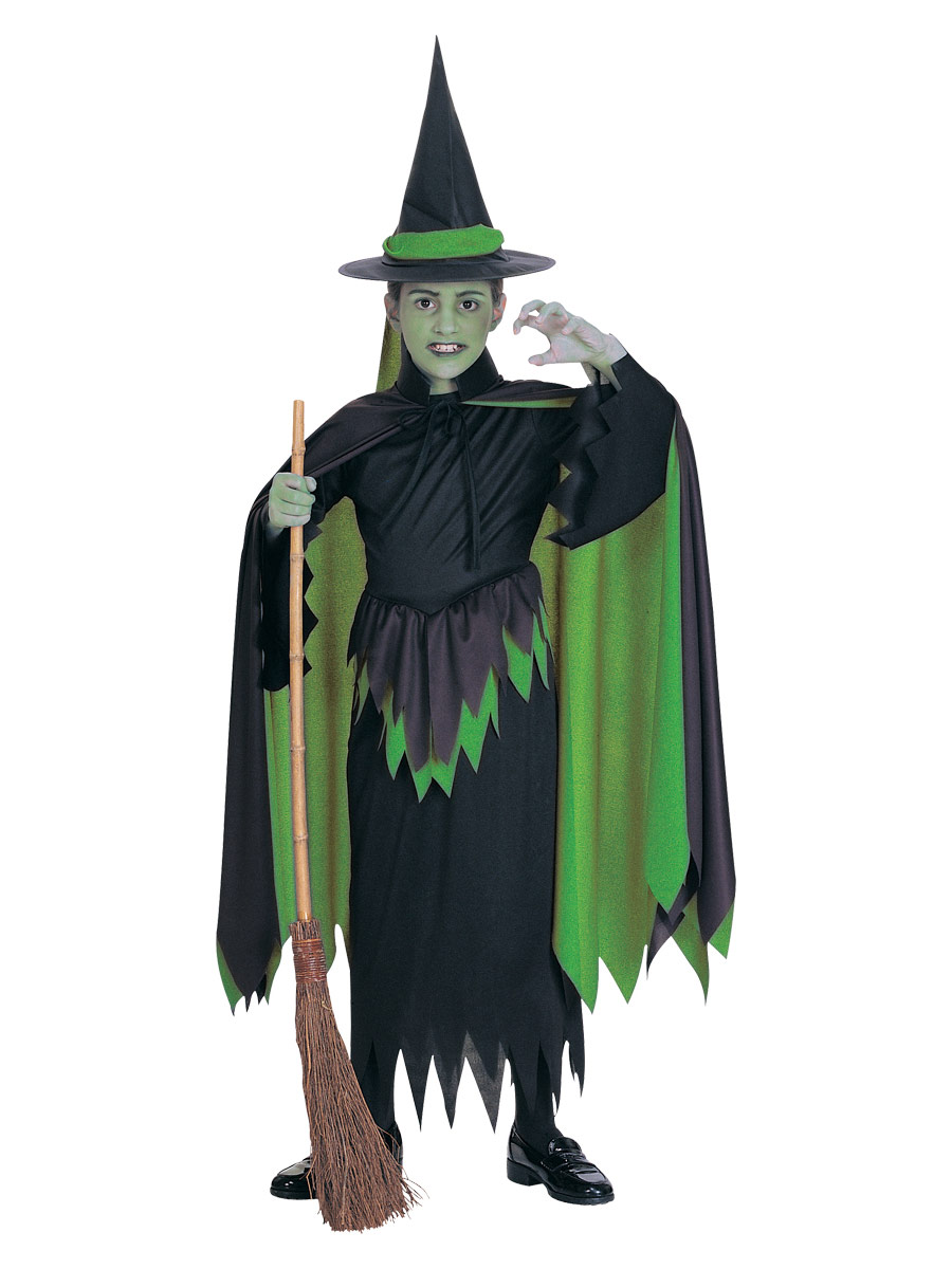 Wizard of Oz Wicked Witch Childrens Costume  18581