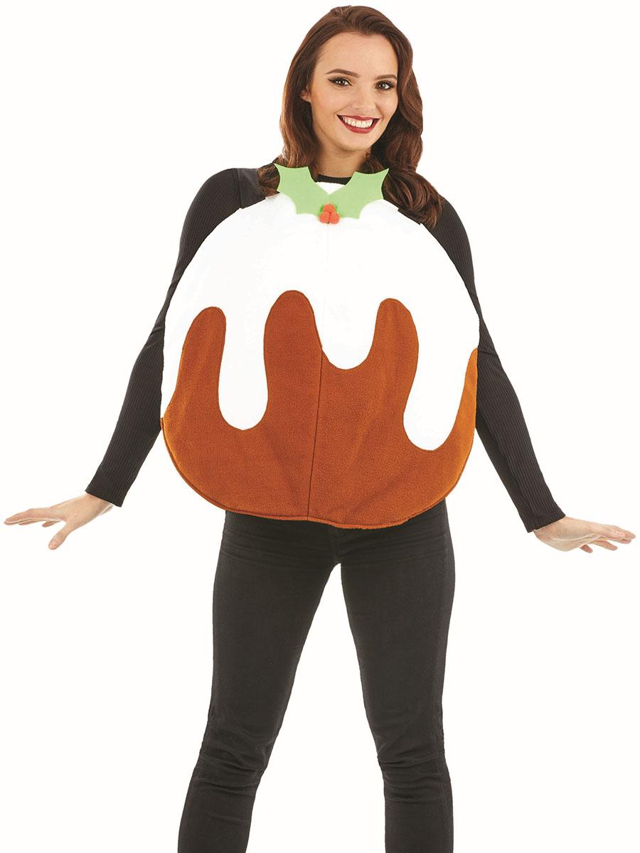 Xmas Pudding Costume Fs4230 Fancy Dress Ball