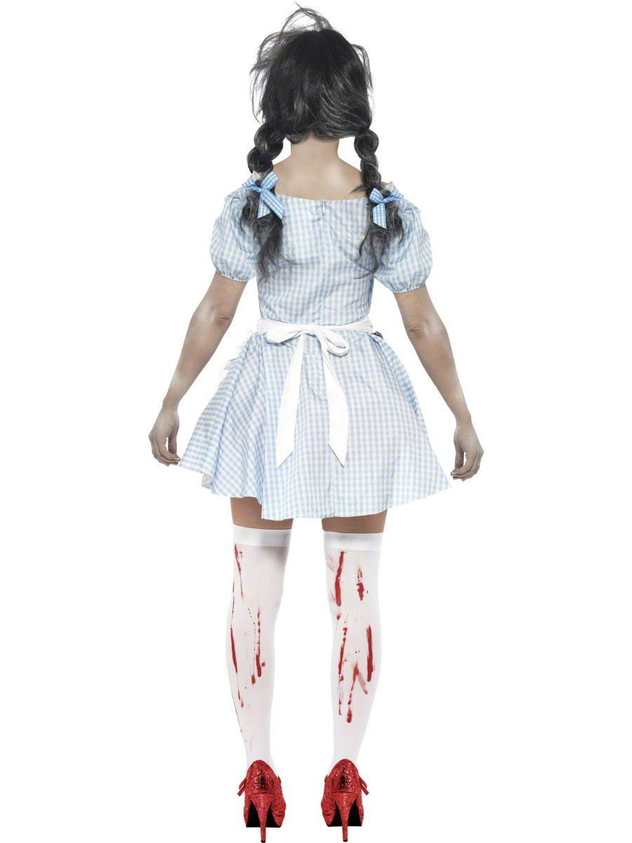 adult zombie dorothy costume - 21579 - fancy dress ball