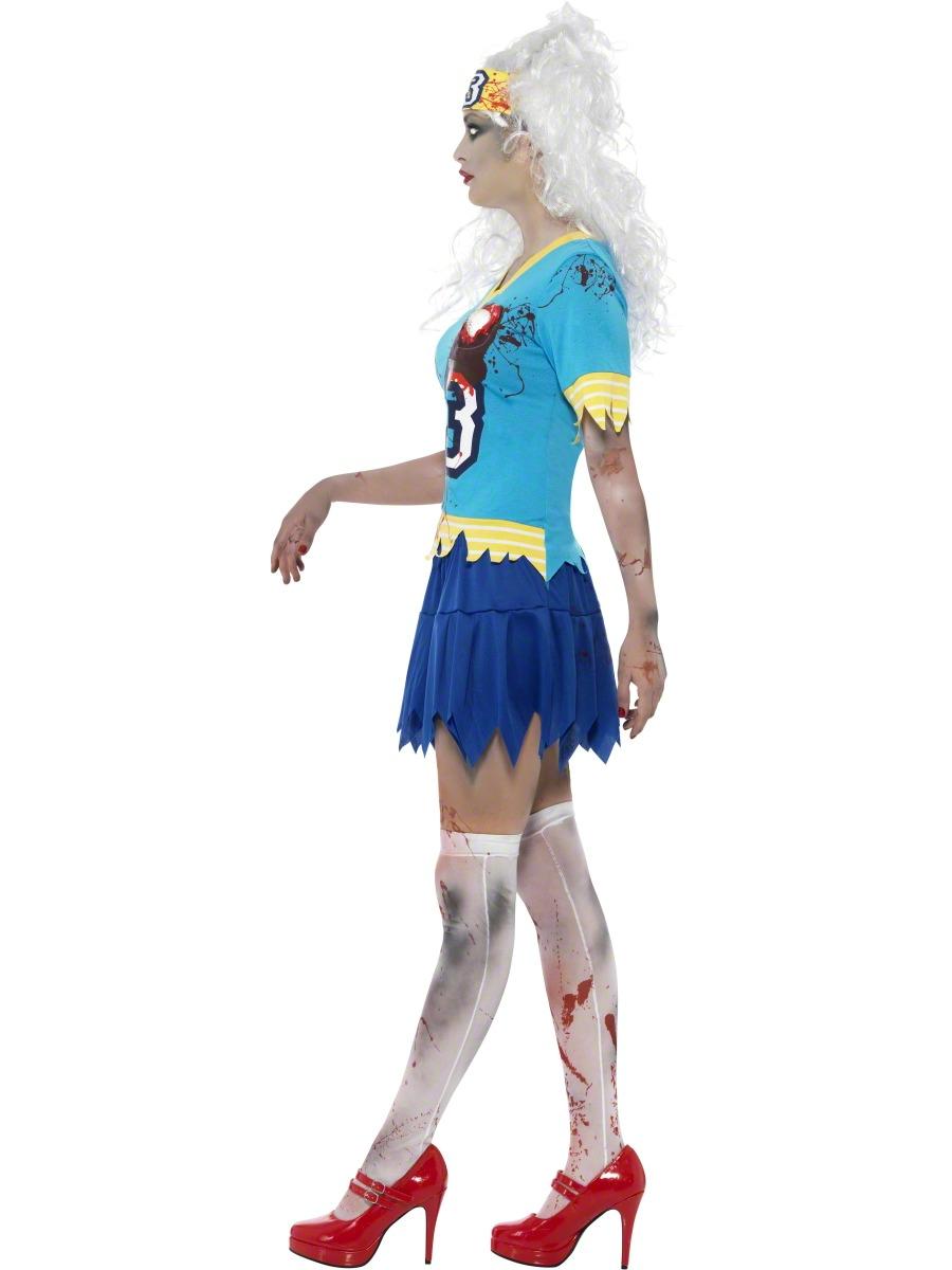 Adult Zombie Hockey Player Costume 24367 Fancy Dress Ball