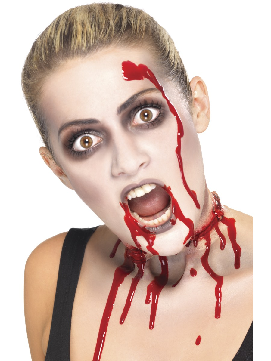 Zombie Make Up Kit - 37807 - Fancy Dress Ball