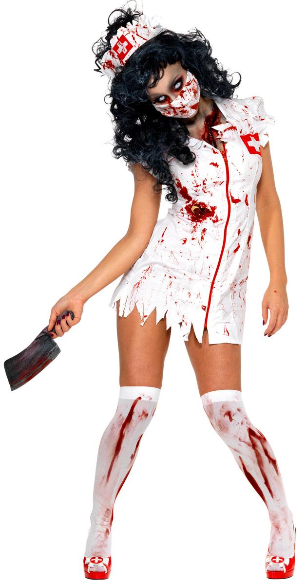Blooded Chopper Halloween Fancy Dress Accessory