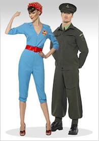 1940's Costumes