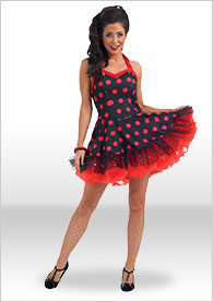 50s Themed Dress