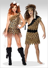 Cavemen Costumes