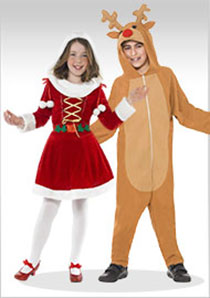 Christmas Fancy Dress Costumes | Fancy Dress Ball