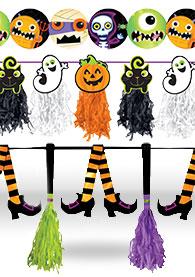 Halloween Bunting & Garlands
