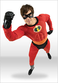 Incredibles Fancy Dress