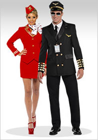 Air Hostess & Pilots