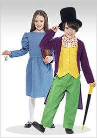 Roald Dahl Costumes Fancy Dress Ball