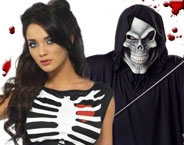 Skeleton Fancy Dress