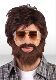 Wigs, Beards & Moustaches