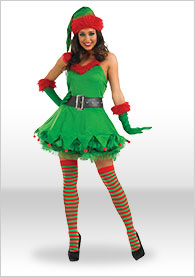 Womens Christmas Fancy Dress
