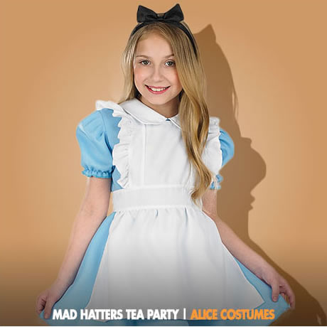 Mad Hatters Afternoon Tea Party Costumes  ea40257c3c4f